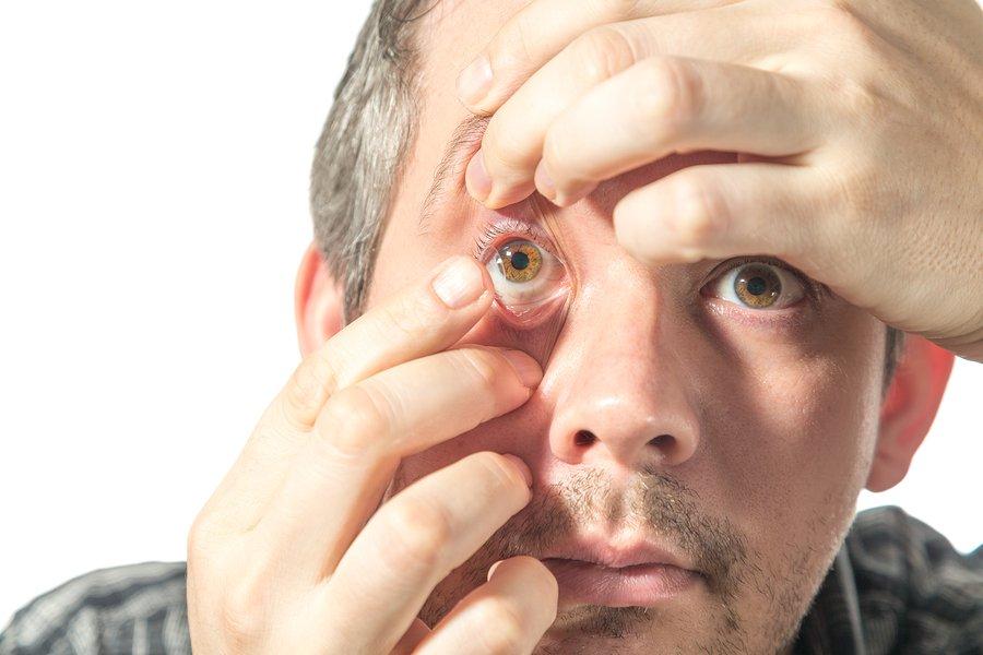 types of contact lenses Gilbert, AZ
