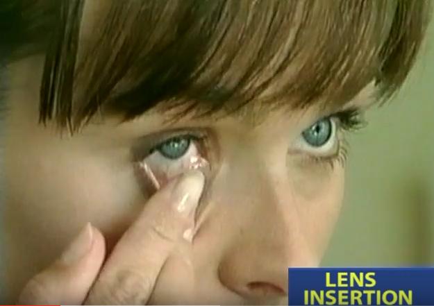 contact lenses in gilbert az